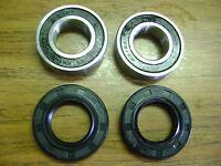Kawasaki Mule 500 520 550 1000 Front Wheel Bearing And Seal Kit 92