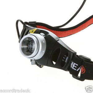 500LM-CREE-Q5-LED-Zoomable-Zoom-Bike-Bicycle-Head-Lamp-Flashlight-UK-SELLER