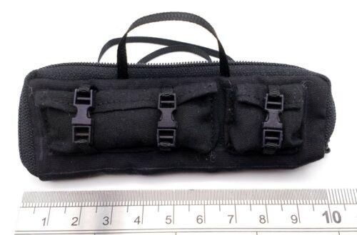 10cm Black Gun Bag for Mezco Punisher Marvel Legends No Figure