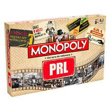 Monopoly PRL Od zera do milionera -  Towarzyska gra planszowa Polish, Polski