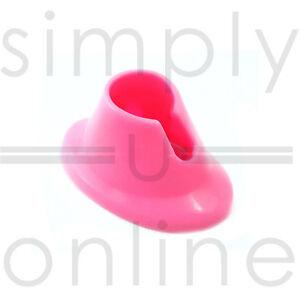 Rubber-Anti-Spill-Nail-Polish-Varnish-Holder-Nail-Art-Pink