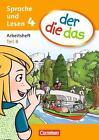 Der die das 4. Schuljahr. Arbeitsheft Sprache von Heidelinde Foster (2013, Taschenbuch)
