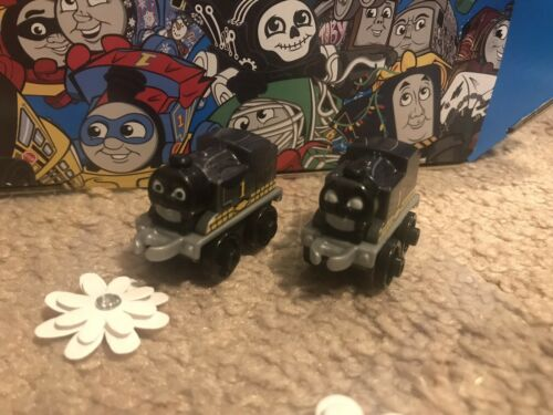 DC Super Friends Thomas Minis Batman 52 Variation WITH EYES /& without *RARE