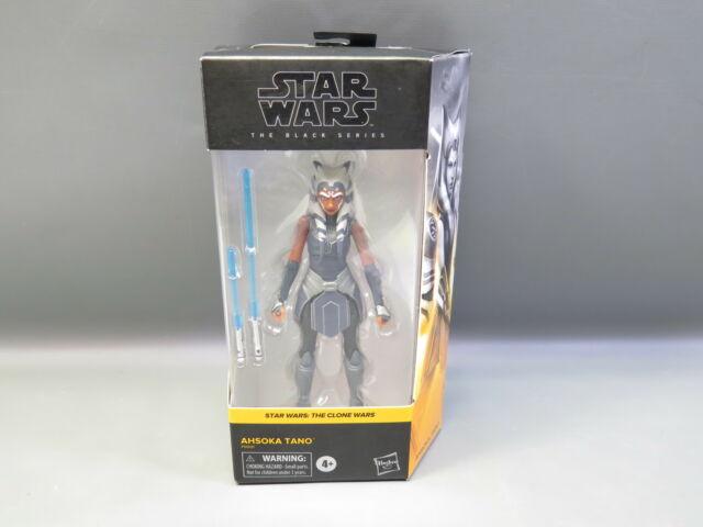 Star Wars The Black Series Ahsoka Tano Action Figure Walmart Exclusive