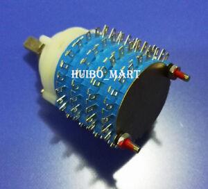 1x 4 Pole 24 Step ROTARY SWITCH Attenuator Potentiometer Volume Pot Control DIY 714046423623