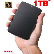 HARD DISK TOSHIBA BASICS 1000GB 1TB USB3.0