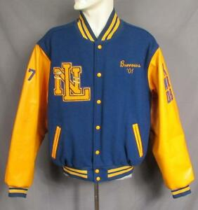 Vintage Northern Lebanon,PA High School Varsity Jacket Letter