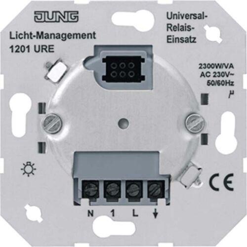Jung Relais-Einsatz 1kanalig 1201URE Licht-Management