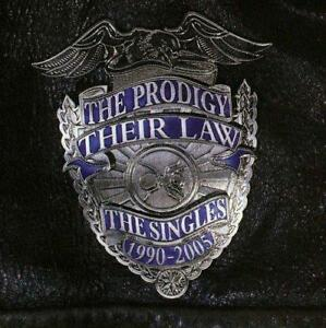 Prodigy-Their-Law-The-Singles-1990-2005-NEW-CD