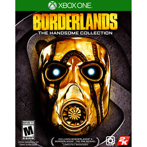 Borderlands-The-Handsome-Collection-Xbox-One-Brand-New
