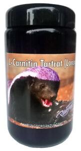 Robert-Franz-L-Carnitin-Tartrat-Lonza-250g-Carnipure-Carnitin