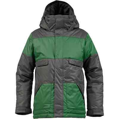 M Burton Boys Amped Snowboard Jacket Norsk