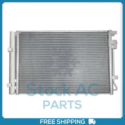 NEW A//C CONDENSERS FITS HYUNDAI ACCENT 2012-2017 HY3030149 976061R000