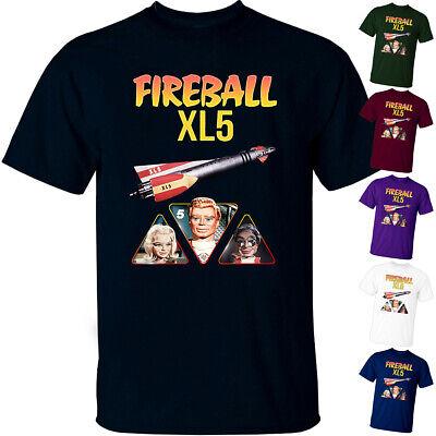 Ideal Gift Men/'s Gildan T-Shirt Fireball XL5 Birthday Present