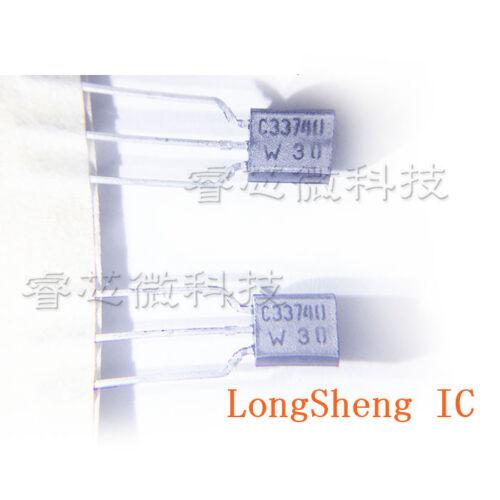10pcs 2SC33740 BC337-40 C33740 TO-92 NPN high power transistor  new