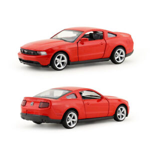 1-43-Ford-Mustang-GT-Sports-Car-Model-Car-Alloy-Diecast-Gift-Toy-Vehicle-Red-Kid