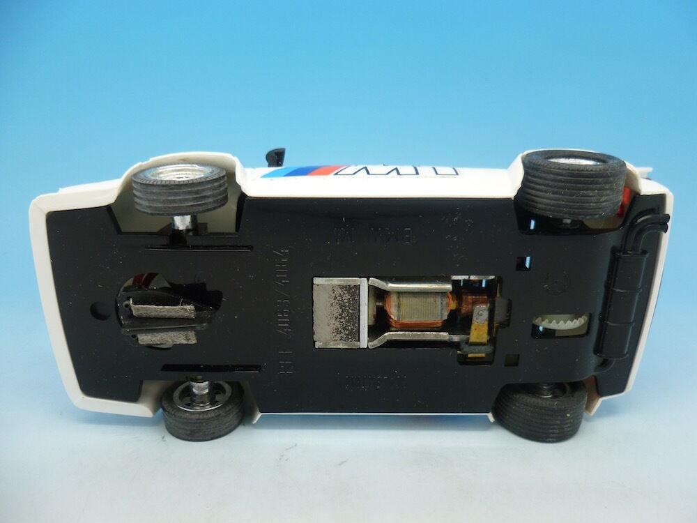 Scalextric 4063 bmw M1, totaleHommes t mint mint mint semble inutilisé, dans son boîtier avec instructions b58cc7