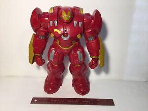Marvel Avengers Titan Hero Series Iron Man HulkBuster 12 inch action figure NEW!