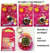 Tamagotchi Virtual Pet 49 In 1 Toy / Retro / Blue Pink Orange