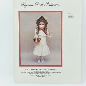 Vintage-5-Byron-Doll-Patterns-from-1982-1986