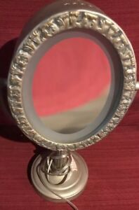 S L on Lighted Makeup Mirror For Plane Travel