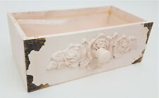 Schublade zum Bepflanzen Kleine Shabby Schublade als Pflanzkasten