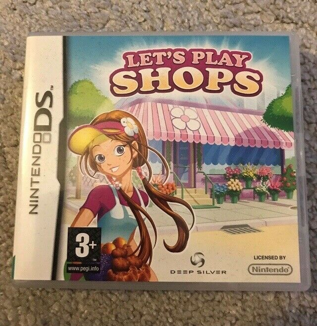 Let's Play Shops, Nintendo DS