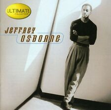 Ultimate Collection by Jeffrey Osborne (CD, Sep-1999, Hip-O)