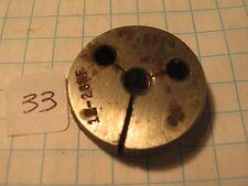 Scc 1 12 28 Nf Thread Gage Go 1928 33 Machinist