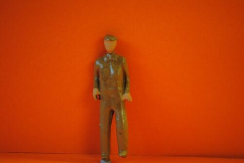 spare parts Dinky Bev Truck Driver No 14a  white metal  Casting