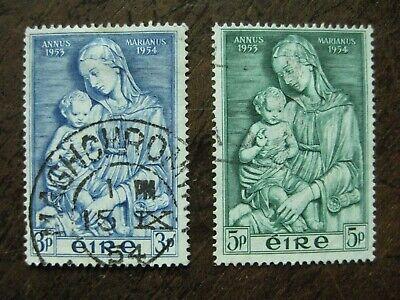 Marianisches Jahr Kpl 120-121 Durch Wissenschaftlichen Prozess Gest Irland Mi.-nr