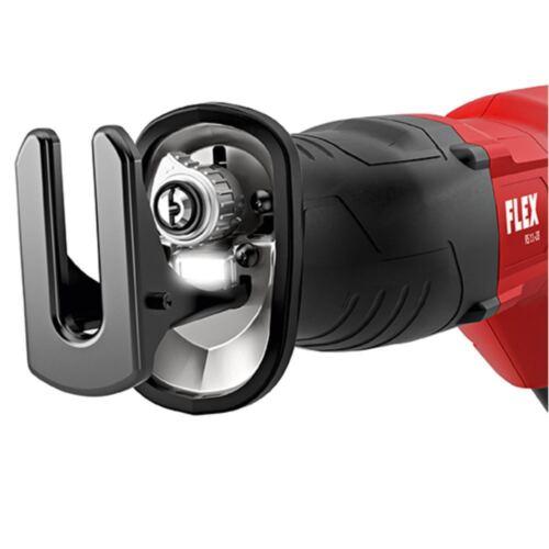 FLEX Säbelsäge RS 11-281.100 Watt mit Gasgebeschalter /& Zubehör