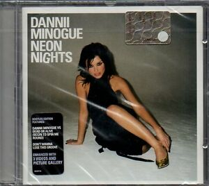 DANNII-MINOGUE-NEON-NIGHTS-CD-NUOVO-SIGILLATO