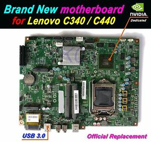 Lenovo-C340-C440-21-5-034-AIO-Intel-Motherboard-s115X-CHI61S1-Ver-1-0-Nvidia-GPU
