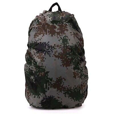 35L-80L Water Proof Resist Cover Hiking Camping Laptop Bag Backpack Rucksack