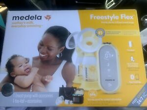 Brand New Medela Freestyle Flex Double Electric 2 Phase Breast