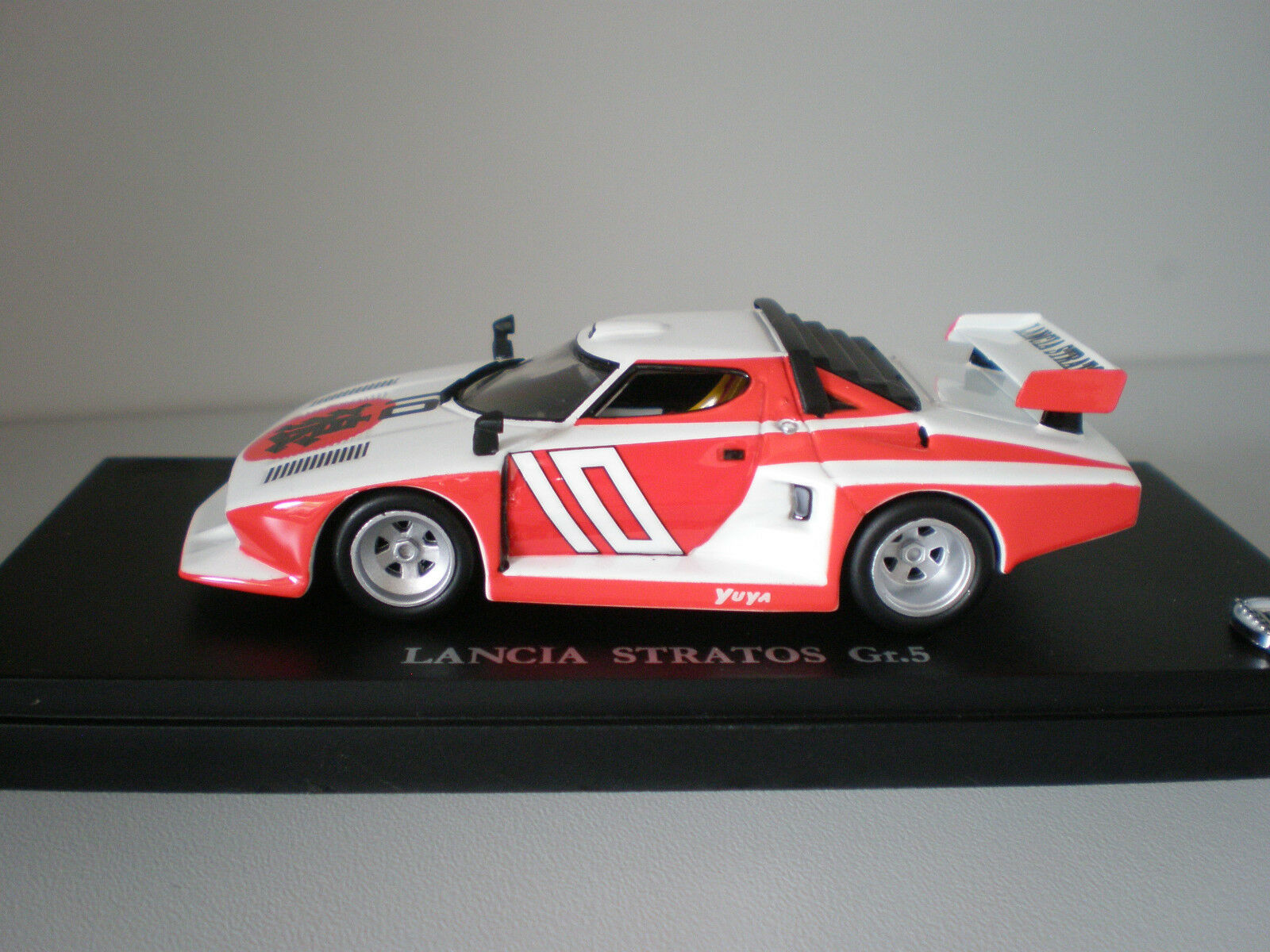 Lancia Stratos Gr.5   The Circuit Wolf    10   Kyosho 1 43
