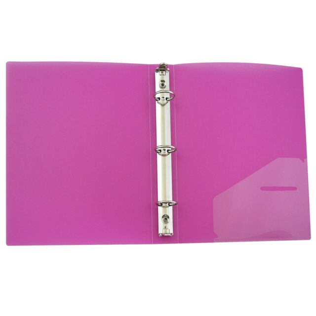 C-Line Products Inc Mini Size 3 Ring Binder 30710 For Sale