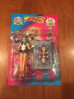 Sailormoon Sailorneptune Action Figure With Card From Japan In Package