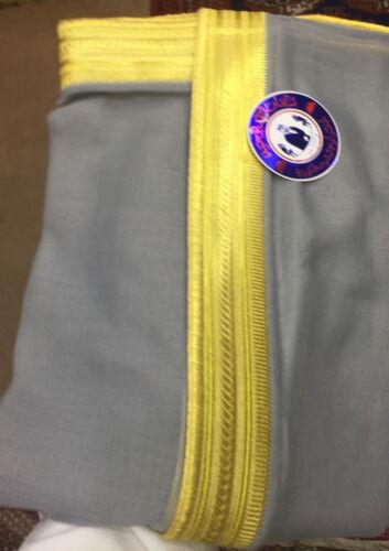 Amazing Mens Traditional Kuwaiti Khaleejy Islamic Arabian Bisht Cloak FREE FEDEX