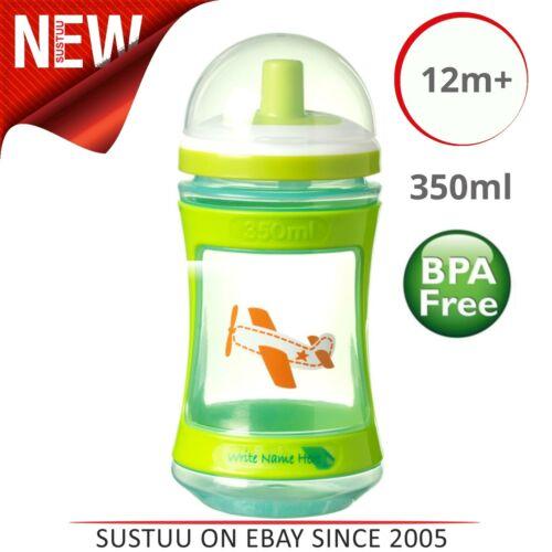 Tommee Tippee discovera activo Volquete │ │ Caño de niño Beber Botella de Bebé//Verde Cup │