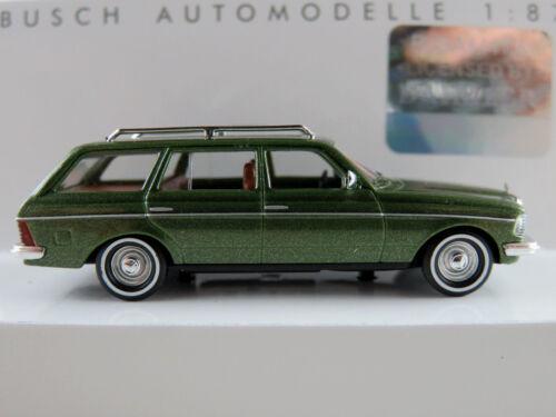 """/""""Old School/"""" 1:87//h0 Nuovo//Scatola Originale 1977 Busch 46812 Mercedes-Benz W 123 T-Modello"""