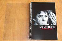 Lou Reed / TOUR ITINERARY / European Tour 2006