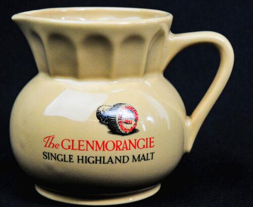 Pitcher Wasserkaraffe beige The Glenmorangie Whisky