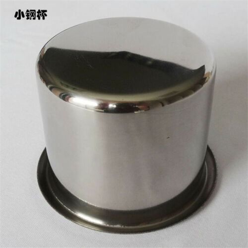 Real Stainless Steel Cup Drink Holder For Marine Boat Car Truck Camper RV 4PCS