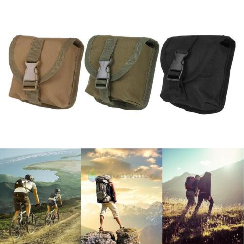 Tactical Molle Pouch Belts Waist Pack Bag Military Waist Fanny Pack Phone Pocket