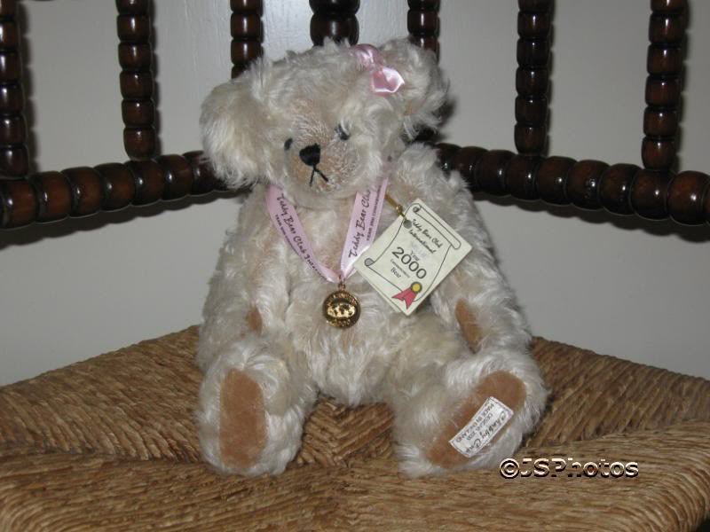 Teddy Bear Club UK Millie Year 2000 Commemorative