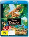 Tarzan (Blu-ray, 2014)