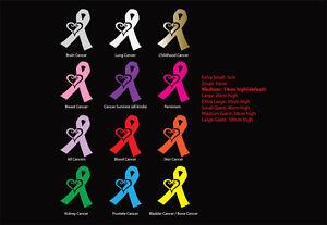 f8f37b5f521 Image is loading Cancer-Awareness-Ribbon-Childhood-Brain-Survivor -Car-Sticker-