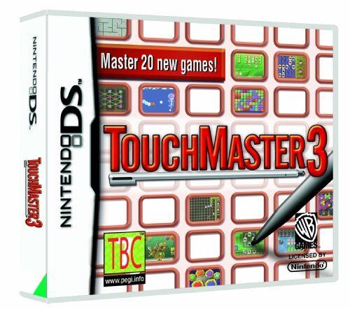 1 of 1 - Touchmaster 3 (DS) VideoGames